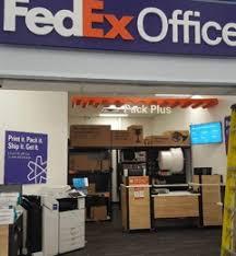 Fedex Office Print Ship Center 702 W Loop 289 Lubbock Tx