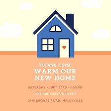 Housewarming Invitation Templates Gruhapravesam Card Format