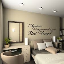 Marilyn Monroe Bedroom Furniture Happiness Is Being Married To Your Best Friend Wall Quote