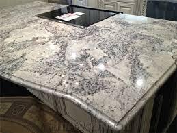 Iceberg Web - White Ice Granite Countertop