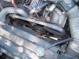 jeep cj serpentine belt replacment write up