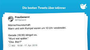 Die Treffendsten Und Witzigsten Typisch Mann Tweets Twitterperlen