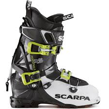 Tiefschneetage Tested Item Scarpa Maestrale Rs Ski Touring Boots White Black Lime Men