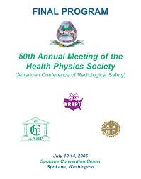 Bechtel Chart Of The Nuclides 50th Annual Health Physics Society Meeting Manualzz Com