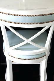 Blue Bar Stools With Backs Amazing Best White Leather Ideas On  Inside R27