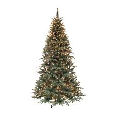 ... Norway Fir - 7.5 Ft w/ Clear Brilliant Lights