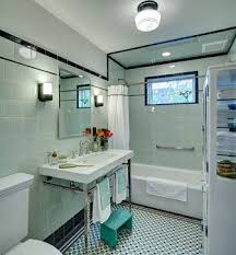 1940 Bathroom Design Adorable Vintage Apothecary Bathroom Craftsman Bathroom New York