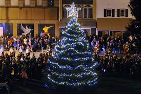 Dutchess Tourism Christmas Tree Lighting Ceremonies In
