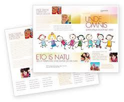 My Brochure Maker Free Pamphlet Template Fun Free Online