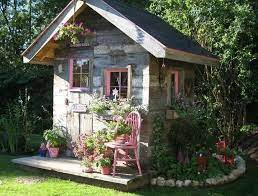 rustic garden shed pictures photos