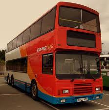 Double Decker Bus Group Travel