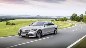2021 Mercedes-Benz S-Class Wallpapers ...