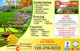 All Designs Landscape Llc All Design Landscape Llc Brighton