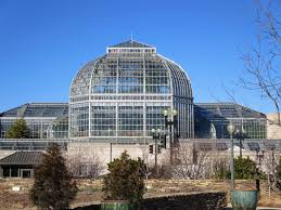 constructed by the architect of the capitol in 1933 this historic lord burnham greenhouse contains two courtyard gardens and 10 garden rooms under glass