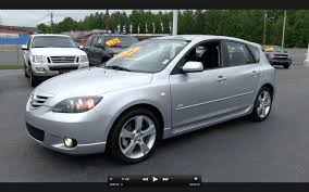 2006 Mazda3 S Hatchback Start Up, Exhaust and In Depth Review ...