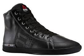 reebok powerlifting shoes. reebok men\u0027s crossfit lite trainers leather powerlifting shoes sneakers black v59968 sports \u0026 outdoor