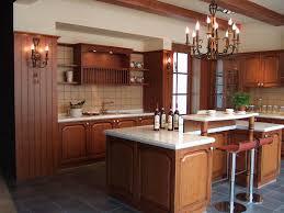 Kitchen Cabinets Thomasville Kitchen Cherry Thomasville Kitchen Cabinet With White Solid
