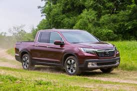 2017 Honda Ridgeline Only Pickup Truck to Achieve Top Safety Pick+ ...