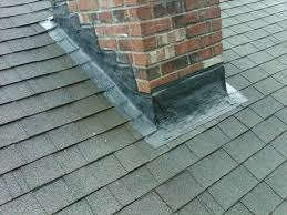chimney flashing repair cost replacement