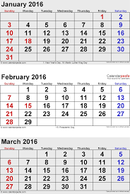 Calendar June July 2015 March 2016 Calendars For Word Excel Pdf