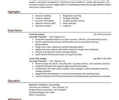 Resume Cv Cover Letter | Example Template - Part 5