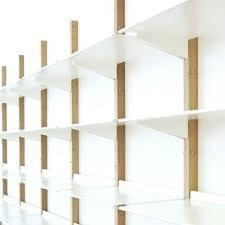 mid century modern shelves