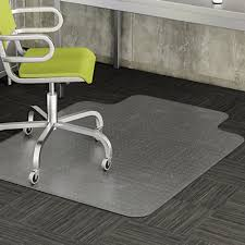 durable pvc home office chair. pvc home office chair floor mat studded back with lip for standard pile carpet durable pvc m