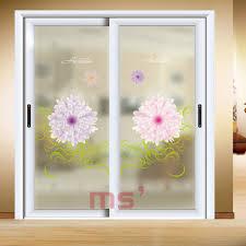 china custom static cling china custom static cling ping guide glass door clings