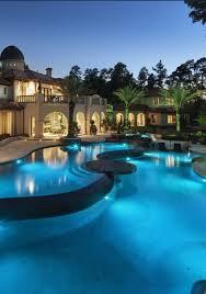 Luxury home swimming pools Grotto 24 Wonderful Luxury Home Swimming Pools Pixelmaricom Pinterest 24 Wonderful Luxury Home Swimming Pools Pixelmaricom Swimming