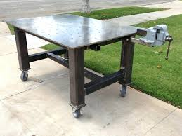 portable welding table fancy welding table top material on simple home interior ideas with welding table portable welding table