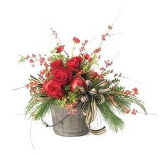 christmas floral arrangements ideas church flowers flower38