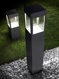 garden lamps. Interesting Garden Modern Garden Lamps Architectural Aspect Of Torremato In Garden Lamps