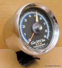 sun tach parts & accessories ebay Sun Super Tachometer II Wiring at Sun Tune Mini Tach Wiring Diagram