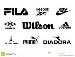 Sport Brands Sport Brands Editorial Photo Illustration Of Clothing