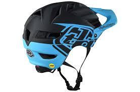 Troy Lee Designs Mountain Bike Helmet Troy Lee Designs A1 Mips Youth Mtb Helmet