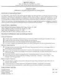Bunch Ideas Of Substitute Teacher Resume Example Template Sample