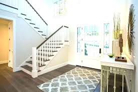 entry foyer rugs rug entryway way image of with decor