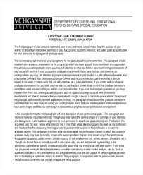 Examples Of Personal Essays For Graduate School Clinical Psychology