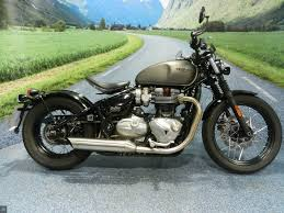 used triumph bonneville bobber for sale in bristol south west