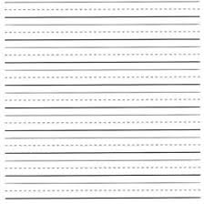 Free Lined Paper For Kids Pics Printable Writing Paper For