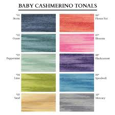Debbie Bliss Baby Cashmerino Tonals 4 Ply Dk 50g Various Shades