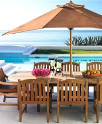 CLOSEOUT Anders Teak Outdoor Dining Collection Created For Macys Outdoor Furniture Clearance