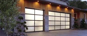 avante garage doors collection contemporary aluminum and glass garage doors clopay avante garage door s