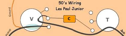 les paul junior 50 s wiring question my les paul forum