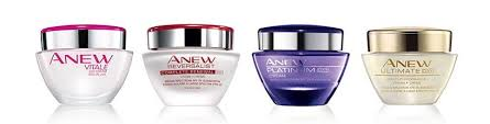 Avon Skin Care Chart Avon Anew Products Best Skin Care By Age For Wrinkles For