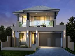 simple modern house. Image Of: Simple Two Storey House Design Modern D