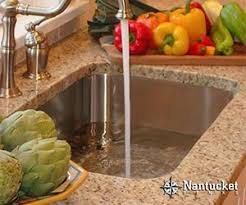 Stainless steel sinks and counters Island Solo Stainless Steel Heavy Duty Stainless Steel Undermount Kitchen Sinks