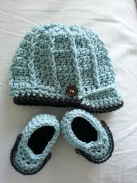 Baby Boy Crochet Hats Free Pattern