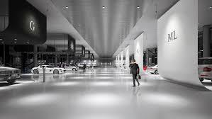 Van 416 cdi 15+1 (lugares) k42. Mercedes Benz Design Mercedes Benz Showroom Design A Masow