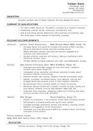 Resume Customer Service Sample Letter Resume Directory